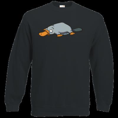 Motiv: Sweatshirt Classic - Deponia - Luftschnabeltier