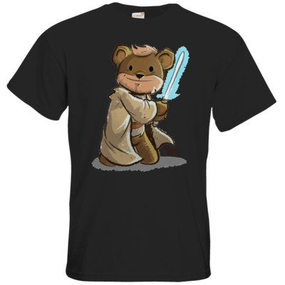 Motiv: T-Shirt Premium FAIR WEAR - Annas Quest - Ben Kenobi