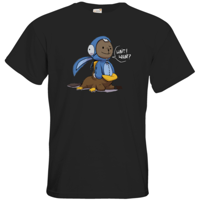 Motiv: T-Shirt Premium FAIR WEAR - Annas Quest - Ben-ception
