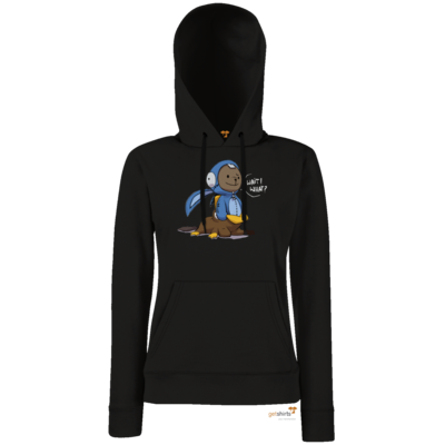 Motiv: Lady Hoodie Classic - Annas Quest - Ben-ception