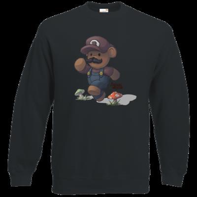 Motiv: Sweatshirt Classic - Annas Quest - Super Klempner