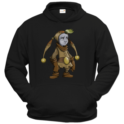 Motiv: Hoodie Classic - The Whispered World - Sadwick