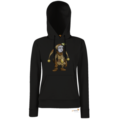 Motiv: Lady Hoodie Classic - The Whispered World - Sadwick