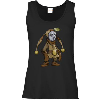 Motiv: Tank Top Damen Classic - The Whispered World - Sadwick