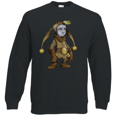 Motiv: Sweatshirt Classic - The Whispered World - Sadwick