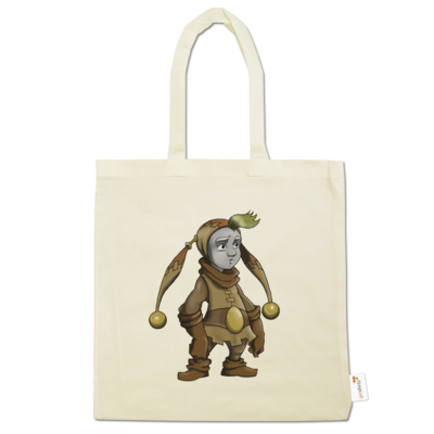 Motiv: Baumwolltasche - The Whispered World - Sadwick