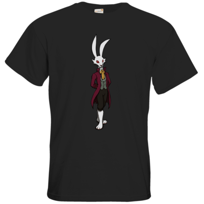Motiv: T-Shirt Premium FAIR WEAR - The Night of the Rabbit - Marquis