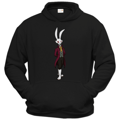Motiv: Hoodie Classic - The Night of the Rabbit - Marquis
