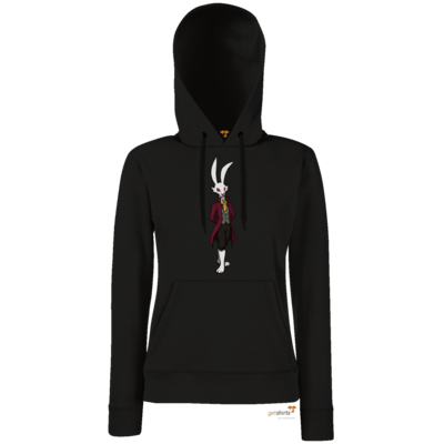 Motiv: Lady Hoodie Classic - The Night of the Rabbit - Marquis