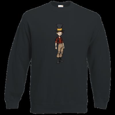 Motiv: Sweatshirt Classic - The Night of the Rabbit- Jerry