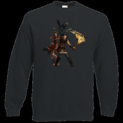 Motiv: Sweatshirt Classic - Satinavs Ketten