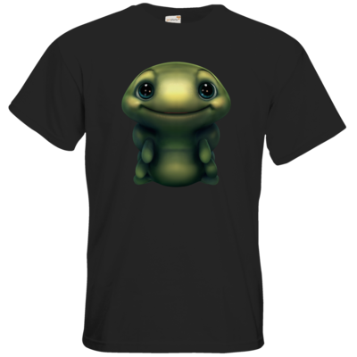 Motiv: T-Shirt Premium FAIR WEAR - Silence - Spot