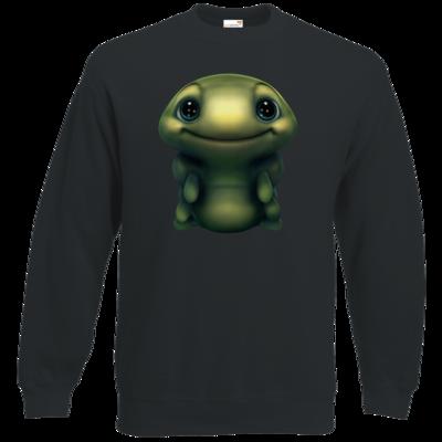 Motiv: Sweatshirt Classic - Silence - Spot