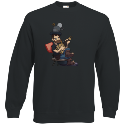 Motiv: Sweatshirt Classic - Deponia - Poki