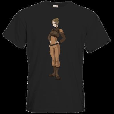 Motiv: T-Shirt Premium FAIR WEAR - A new Beginning - Fay