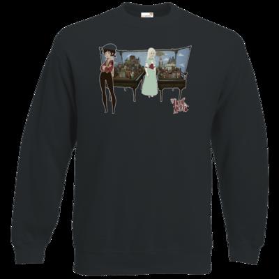 Motiv: Sweatshirt Classic - The Devils Men - Spieltisch