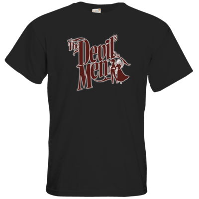 Motiv: T-Shirt Premium FAIR WEAR - The Devils Men - red