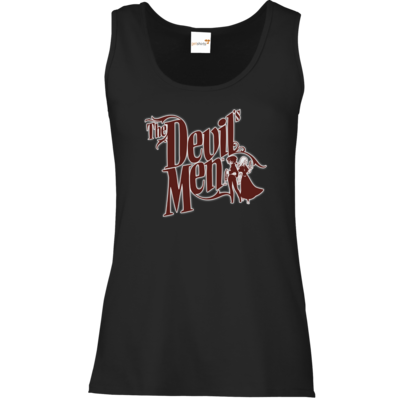 Motiv: Tank Top Damen Classic - The Devils Men - red