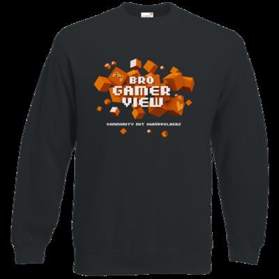 Motiv: Sweatshirt Classic - Cubes Gamescom