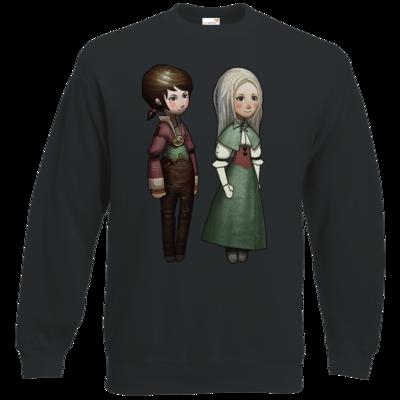 Motiv: Sweatshirt Classic - The Devils Men - Emily und Adelaide