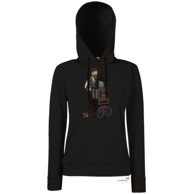 Motiv: Lady Hoodie Classic - The Devils Men - Orgelspieler