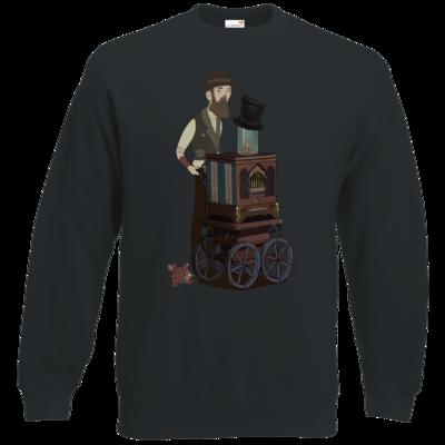 Motiv: Sweatshirt Classic - The Devils Men - Orgelspieler