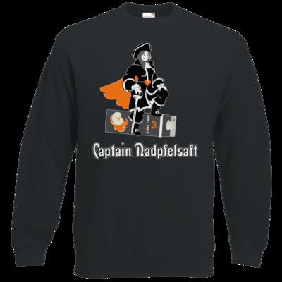 Motiv: Sweatshirt Classic - Captain Nadpfelsaft