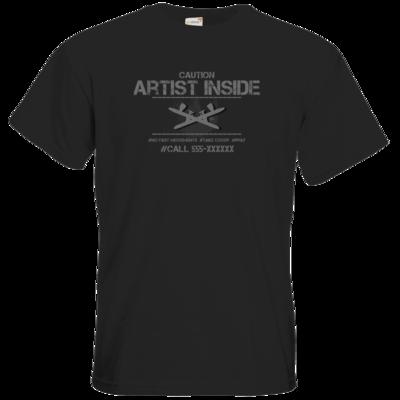 Motiv: T-Shirt Premium FAIR WEAR - artistinside