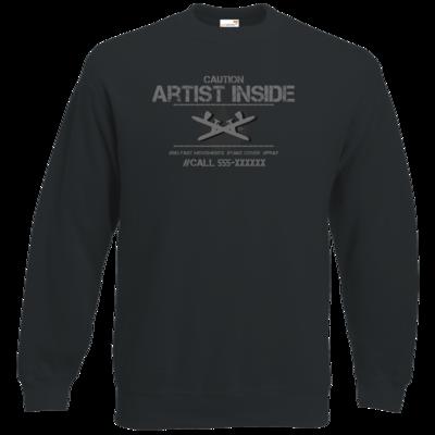 Motiv: Sweatshirt Classic - artistinside