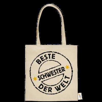 Motiv: Baumwolltasche - BesteSchwester-4855