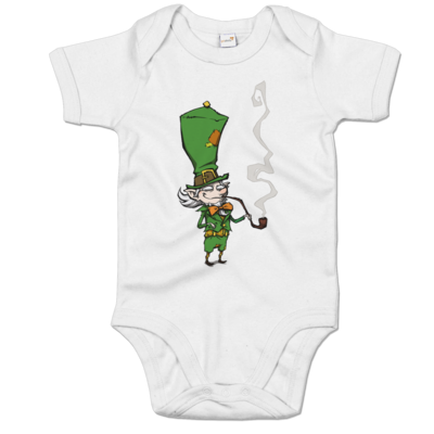 Motiv: Baby Body Organic - The Night of the Rabbit - Leprechaun