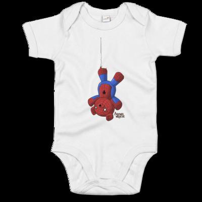 Motiv: Baby Body Organic - Annas Quest - Amazing Spiderben