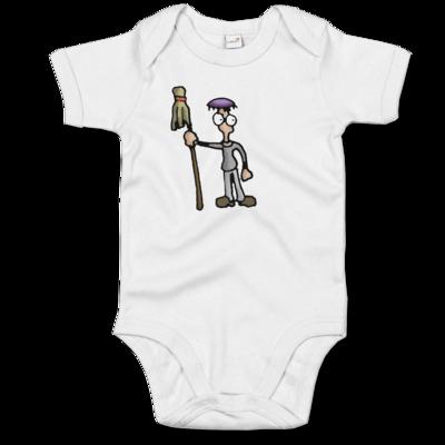 Motiv: Baby Body Organic - Edna bricht aus - Droggelbecher