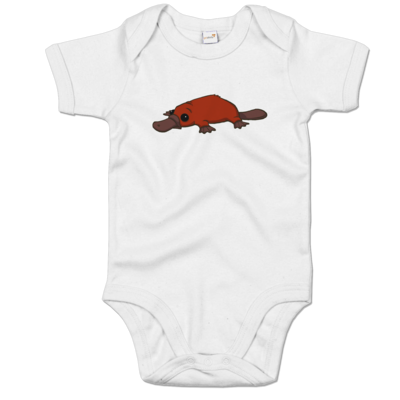 Motiv: Baby Body Organic - Deponia - Feuerschnabeltier