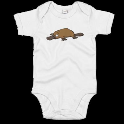 Motiv: Baby Body Organic - Deponia - Erdschnabeltier