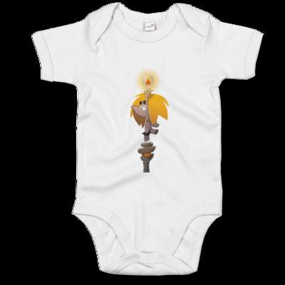 Motiv: Baby Body Organic - Fire - Ungh