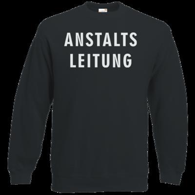Motiv: Sweatshirt Classic - Fun - Anstaltsleitung