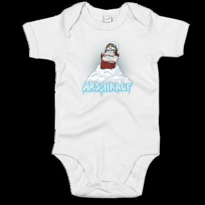 Motiv: Baby Body Organic - Arschkalt