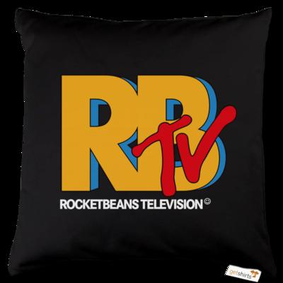 Motiv: Kissen Baumwolle - MTV Style Logo