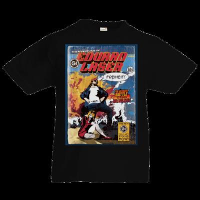 Motiv: Kids T-Shirt Premium FAIR WEAR - Eduard Laser - Freiheit