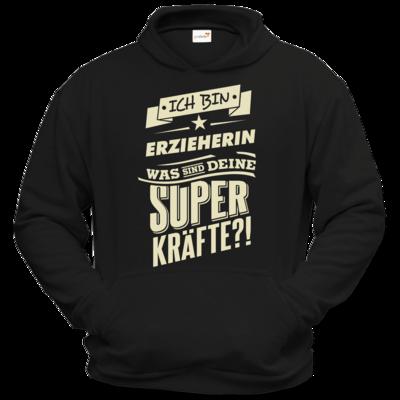 Motiv: Hoodie Classic - Superkraefte Erzieherin