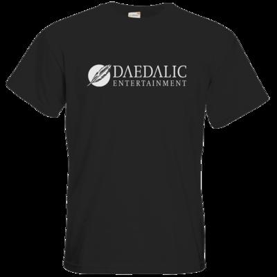 Motiv: T-Shirt Premium FAIR WEAR - Daedalic Logo