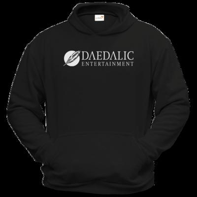 Motiv: Hoodie Classic - Daedalic Logo