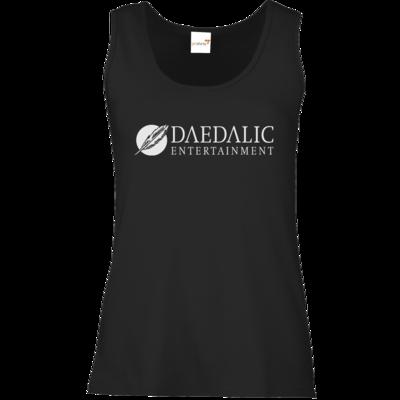 Motiv: Tank Top Damen Classic - Daedalic Logo