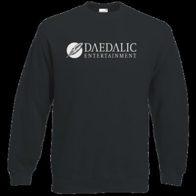 Motiv: Sweatshirt Classic - Daedalic Logo