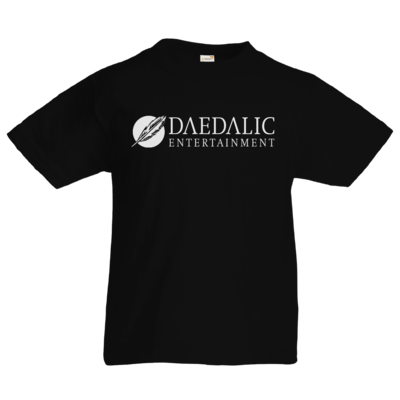Motiv: Kids T-Shirt Premium FAIR WEAR - Daedalic Logo