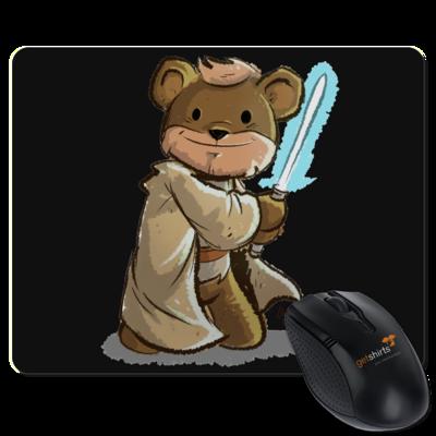 Motiv: Mousepad Textil - Annas Quest - Ben Kenobi