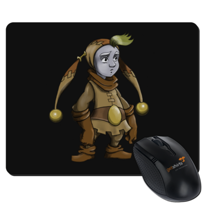 Motiv: Mousepad Textil - The Whispered World - Sadwick