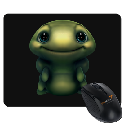 Motiv: Mousepad Textil - Silence - Spot