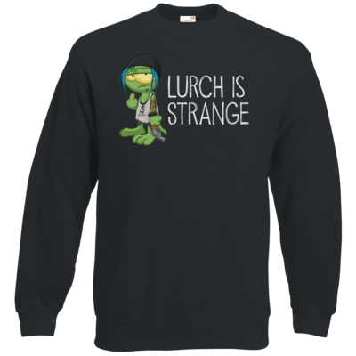 Motiv: Sweatshirt Classic - Lurch is Strange Chloe